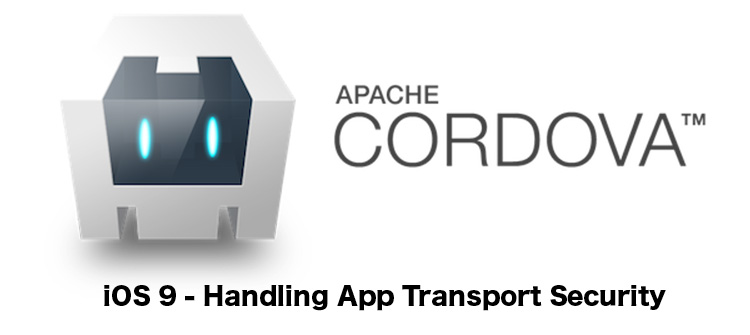 Updating Your Apache Cordova / Ionic App to work with